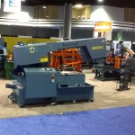 DoAll Sawing at Fabtech